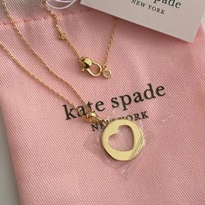 Kate Spade Love CHarm necklace